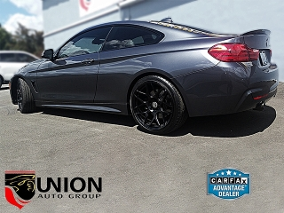 BMW 435i 2014 M Package